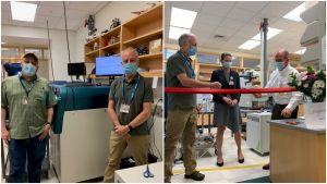 Proteomics & Lipdomics Core Commemorates New Addition